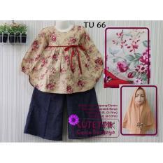 Baju Muslim Anak / Set Kulot Anak Muslim Cutetrik