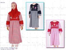 Baju Muslim Gamis Anak Perempuan Murah 1320 - AFK774525399