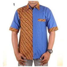 Baju Muslim | Hem Batik Bebi (Super Murmer, Bisa Seragam)