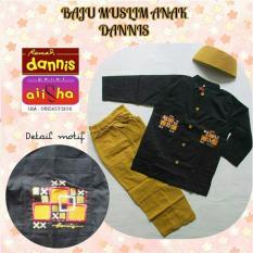 Baju Muslim No.2 Dannis