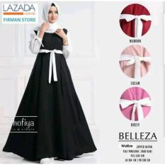 Baju Muslim Wanita Belleza Warna Black Ukuran ( M )