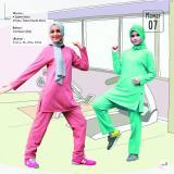 Toko Baju Olahraga Qirani Mawar 07 Toska Terdekat