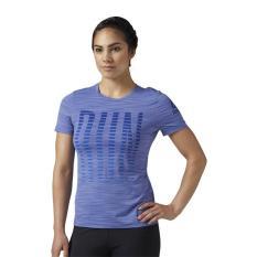 Baju Olahraga Wanita Baju Senam Murah Kaos Yoga Baju Reebok Murah Baju Reebok Ori Reebok Activchill Tee Lil Sha CF2251