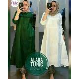Beli Baju Original Alana Tunik Balotely Atasan Wanita Muslim Modern Pakaian Cewek Santai Simple Casual Trend 2018 Murah