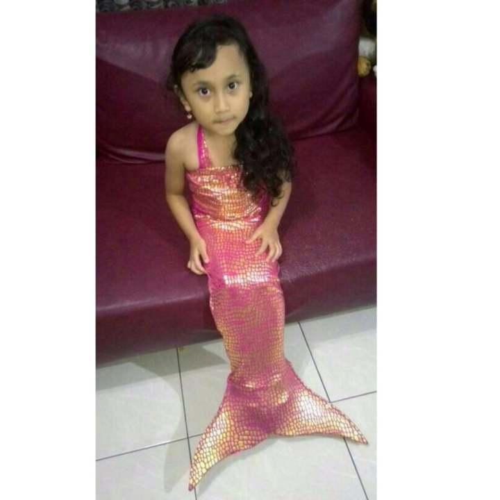 Baju Original Baju Renang Baju Putri Duyung Kostum Mermaid
