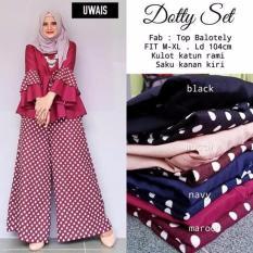 baju-original-setelan-dotty-set-baju-wanita-hijab-trendy-celana-baju-atasan-modern-modis-casual-trendy-warna-maroon-9195-39011645-8e9e7c066d69100ed22e4eec5819280e-catalog_233 Model Celana Muslim Casual Terbaru lengkap dengan Harganya untuk tahun ini