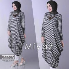 Rp 119.000. Baju Original Tunik Miyaz Tunic Baju Panjang Wanita Modern  Atasan ... 40b9a31465