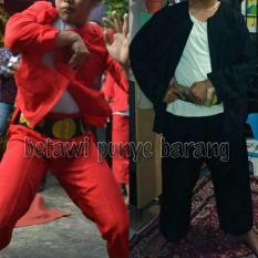 Baju Pangsi Khas Betawi - Lvifgh