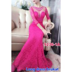 9236-1a# baju pesta import / baju seksi / gaun pesta import / gaun panjang / longdress fashion