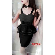 gaun pesta import   baju sabrina   dress fashion importIDR132000. Rp  135.000 . 1f532883e6