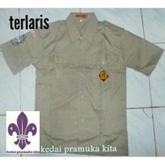 Baju Pramuka Penggalang Putra/Putri & Penegak Putra - 2Hb0ib