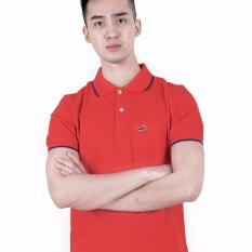 Beli Barang Memo Chilli Red Baju Pria Crocodile Men Polo Shirt Bahan Katun 100 Cotton Online