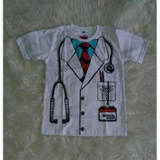 Baju Profesi Anak Dokter