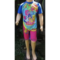 Toko Baju Renang Anak Karakter Brdp K011Sd Lengkap