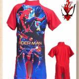 Harga Baju Renang Anak Laki Superhero Swimsuit Anak Baju Renang Anak Murah Baju Renang Anak Merah Lengkap