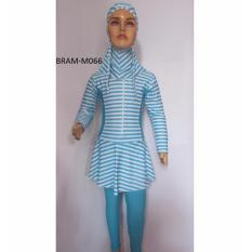 Harga Baju Renang Anak Muslim Bram M066Tk Branded