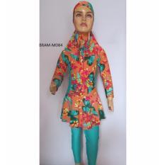Baju Renang Anak Muslim Bram M084Tk Diskon Akhir Tahun
