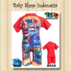 Baju Renang Anak Tayo Swimsuit Diving Anak Murah Baju Renang Anak Murah Baju Anak Tayo Little Bus