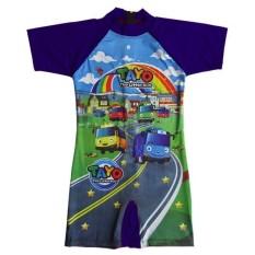 Baju Renang Diving Anak Karakter BRDL-K059TK