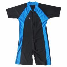 Baju Renang Diving Anak Unisex Polos 3 4 5 6 7 Tahun - Pakaian Anak TK SD Cowok Cewek Laki murah
