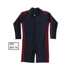 Baju Renang Diving Pendek Anak Unisex Double Lis - BSP