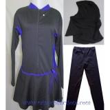 Ulasan Mengenai Baju Renang Muslim Jumbo Polos Brm 062J