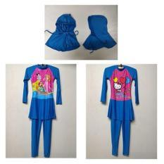 Baju Renang Muslim Remaja