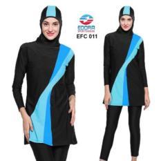 Baju Renang Muslimah Edora EFC 011  Baju Renang Syar'i
