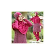 Baju Renang Muslimah Jumbo (Syar'i)