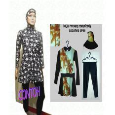 Baju Renang Muslimah trendy