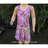 Toko Baju Renang Rok Anak Motif Brs M042Sd Online Terpercaya