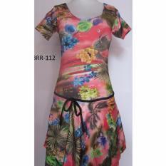 Harga Baju Renang Rok Dewasa Brr 112 Murah