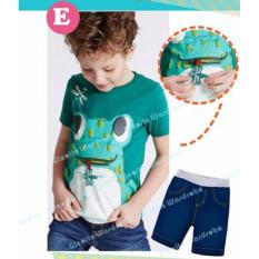 Spesifikasi Baju Setelan Anak Laki Laki Gw253E Paling Bagus