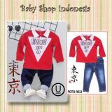 Spesifikasi Baju Setelan Anak Murah Setelan Anak Import Murah Kaos Anak Lengan Panjang Murah Undercover Tokyo Beserta Harganya