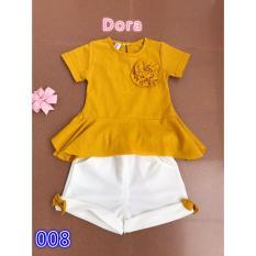 Baju Setelan  Pendek Import / Baju  Anak Bayi Lucu Fashion/Baju dan celana anak katun/baju anak fashion
