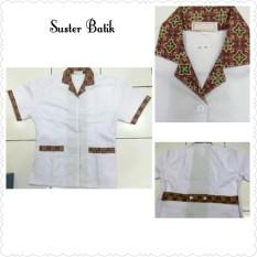 Baju Suster Carry Panjang Batik