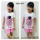 Beli Baju Tidur Anak Perempuan Serum Pink White Baru