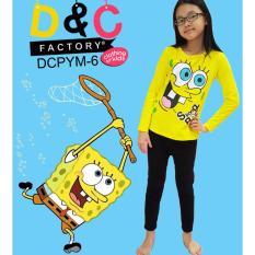 Harga Baju Tidur Anak Spongebob Satu Set
