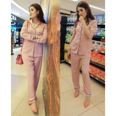 Baju Tidur Wanita Fashionable - Baju Santai Wanita - Piyama Anindy Maxmara
