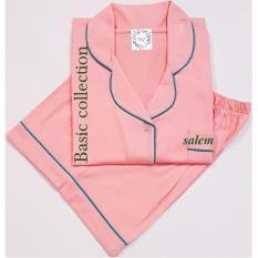 Ulasan Lengkap Baju Tidur Wanita Piyama Setelan Kaos Salem Cs