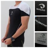 Baju Training Running Gym Waldo One Original Terbaru