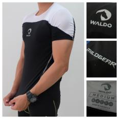 Penawaran Istimewa Baju Training Running Gym Waldo One Original Terbaru
