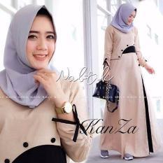 Baju Wanita Baju Gamis Baju Muslim Kanza Dress