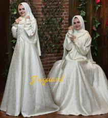 Harga Nurulcollection Baju Wanita Murah Gamis Syari Pesta Gamis Syari Terbaru Gamis Syari Premium Jaguard Gliter Gamis Klok 4M Asli