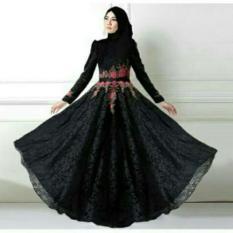 Baju Wanita Queen Hijab Dress