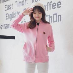 Bajukitaindonesia Jaket Bomber Polos Pinkbaby M Xl Pria Dan Wanita Di Dki Jakarta