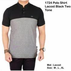 Model Bajuku Murah 1724 Black Two Tone Terbaru