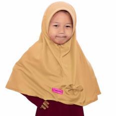 Bajuyuli - Kerudung Jilbab Anak Murah Polos Pita Cantik Coksu