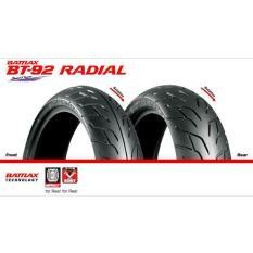 Ban Bridgestone Battlax 120/70-17 BT92 Sport Touring Motor Front Tire