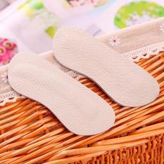 Bantalan Tumit Kaki Alas Sepatu Kulit / Unisex Leather Shoes Pad - 2 PC